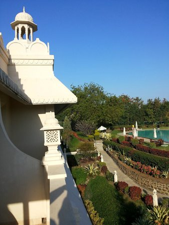 Vivanta by Taj Aurangabad: Traditional Architecture