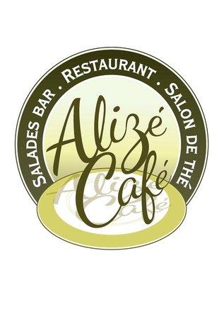 Alize Cafe: et voici notre nouveau logo