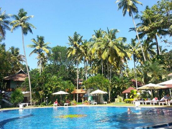 Akhil Beach Resort: Pool
