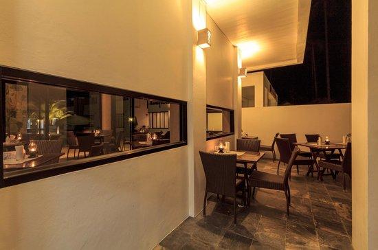 Sai Naam Lanta Residence: Restaurant