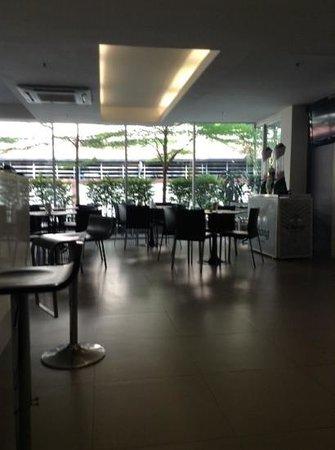 H-Residence Sathorn : lobby