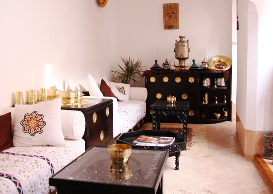 Riad Slawi: Sitting lounge