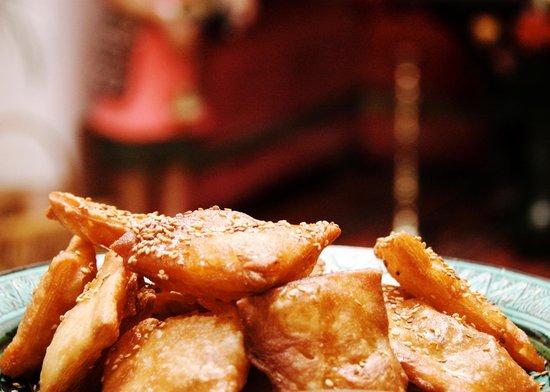 Riad Slawi : traditional homemade breakfast