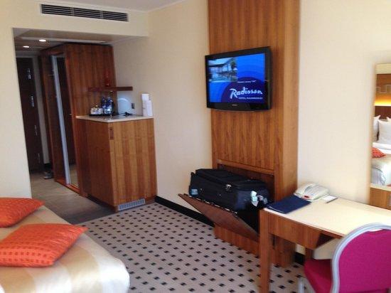 Radisson Hotel: номер 2