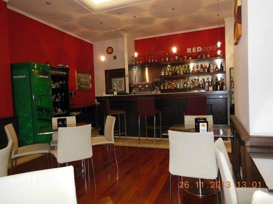 La Chicca Palace Hotel : Bar