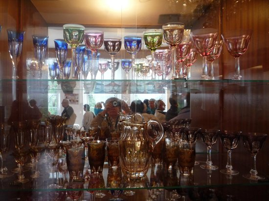 Museo del Cristal Moser: 1