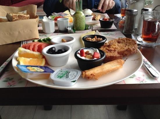 Hotel Sonne: πρωινο.....