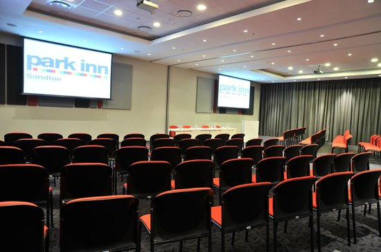 Park Inn Sandton: Conference Room - Theatre Seating