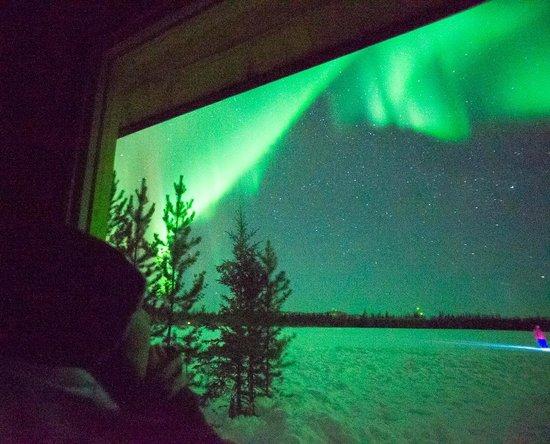 Sundog Retreat : viewing cabin