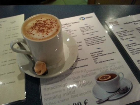 Hotel Jurnieks: Coffee