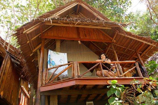 Viking Natures Resort: beach bungalow