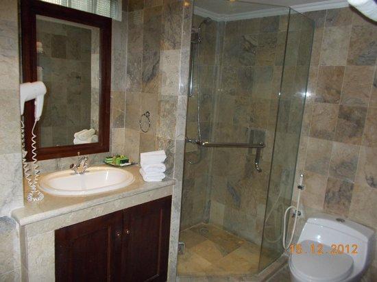 Risata Bali Resort & Spa: wash room