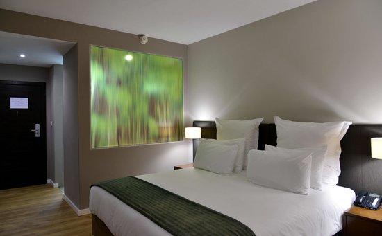 Cresta Lodge Harare: Guest bedroom
