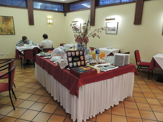 Hotel Rinno: Breakfast Buffet