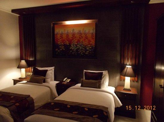 Risata Bali Resort & Spa : Second bed room