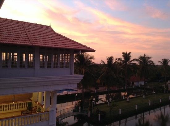 PJ Princess Regency : view from my balcony
