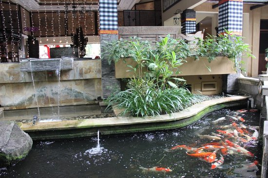 Risata Bali Resort & Spa: Lobby & Reception area