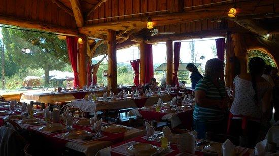 Curanto Victor Goye: restaurant