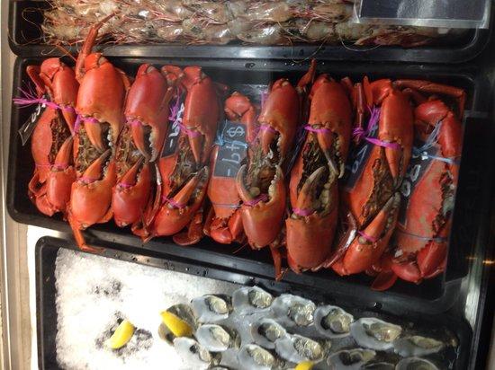 Fish d'vine: 泥蟹 每一只价格都不同