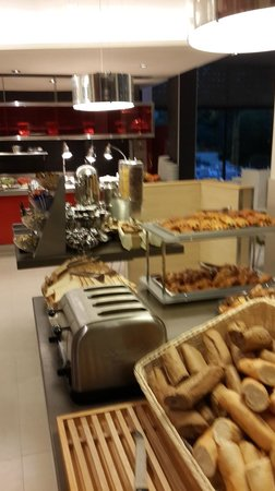 Novotel Athenes : Breakfast buffet