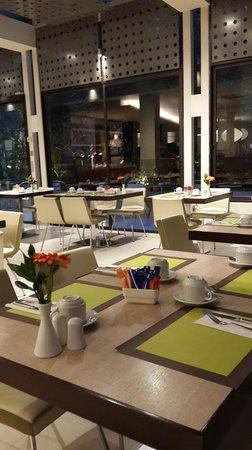Novotel Athenes: Dining area