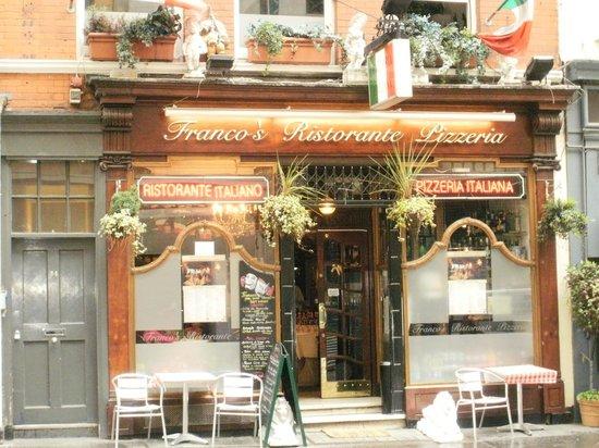 Franco's Ristorante Pizzeria