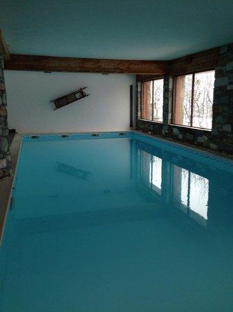 Hotel Autantic: La piscine
