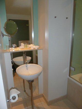The Cumberland : Salle de bain