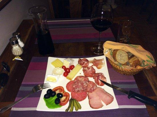 La Terrasse Dinner