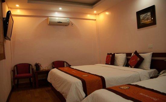 Hanoi Rendezvous Hotel: comfortable room