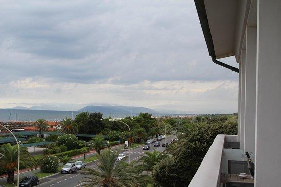 Villa Grey: Вид из номера с балкона