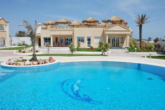 Appart hotel residence ayed monastir tunisie voir les for Appart hotel rosas