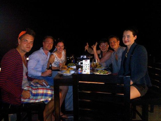 Breeze Restaurant & Bar : Eating