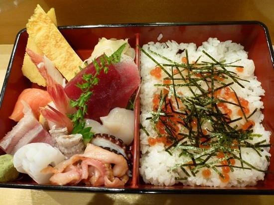 Yamazaki: chirashi