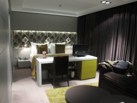 Hotel UNIC Prague: Номер