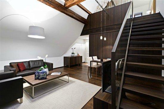 Hotel Steirerschlössl: Steirerschlössl Maisonette Suite