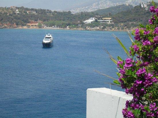 The Westin Athens Astir Palace Beach Resort: balkondan deniz manzarası2