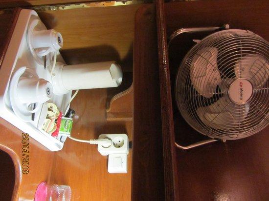 Hotel Nadia : В номере