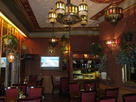 Hotel Nadia: В отеле