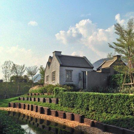 Thames Valley Khao Yai : Thames Valley Pool Villa