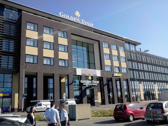 Golden Tulip Parkstad Zuid-Limburg: Le bâtiment