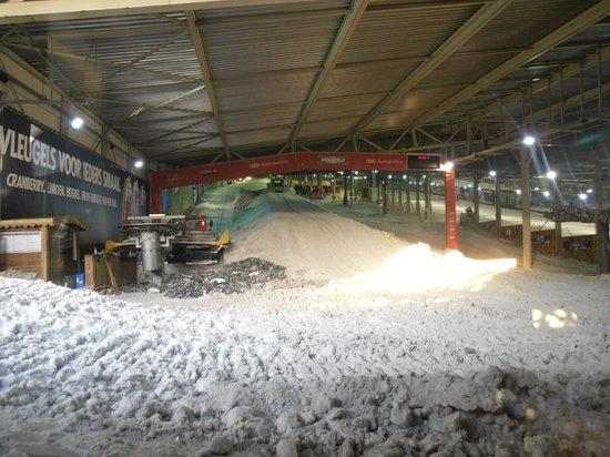 Snow World Landgraaf: La piste de neige couverte