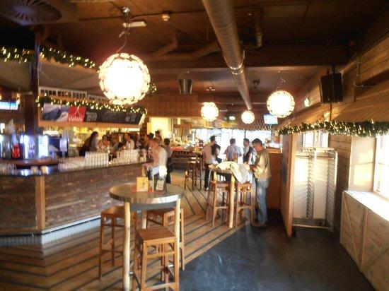 Snow World Landgraaf: Le bar