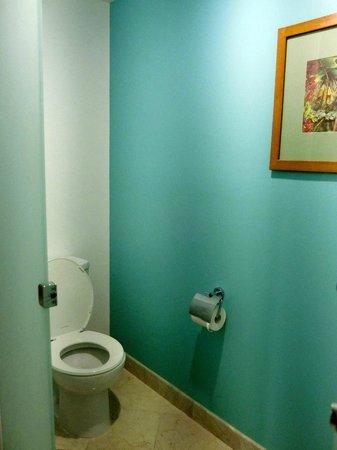 Guam Plaza Hotel: トイレ