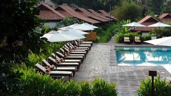 Chen Sea Resort & Spa Phu Quoc : autour de la piscine