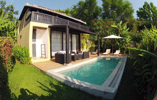 Chen Sea Resort & Spa Phu Quoc : piscine privée
