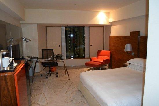 Hilton Tokyo: Executive level room