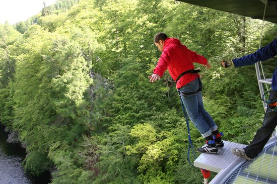 ACE Adventure: Bungee Jump at Killicrankie