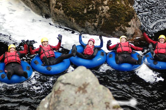 ACE Adventure: River Tubing & Cliff Jumping