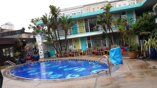 Phoenix Hotel SF : Pool